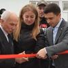 В Каменке открыли спортивный комплекс