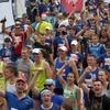 В Севастополе тысяча человек пробежала полумарафон