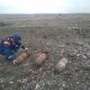 В Крыму взорвали четыре бомбы времен ВОВ
