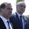 Решение Медведева ведет Крым к революции, – Аксенов