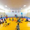 В Бахчисарае открылся спортзал для борьбы