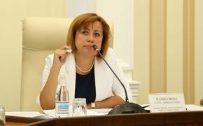 Аксенов официально уволил Пашкунову