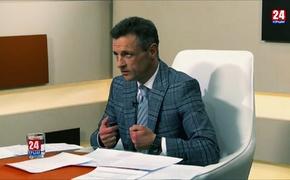 Экс министр от обиды видимо сделал скандальное обращение