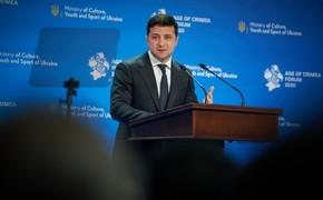 Зеленский пригрозил Крыму возвращением меджлиса