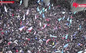 В Украине ввели День сопротивления «оккупации» Крыма