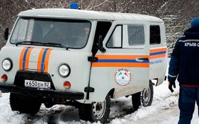 В Новый год на Ай-Петри будут дежурить спасатели