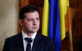 Зеленский: Крым не станет ценой мира на Донбассе