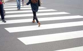 В Феодосии пенсионер сбил пешехода на «зебре»