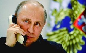 Как первые люди Крыма поздравили Владимира Путина с днем рождения