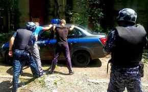 В Крыму дагестанцы пытались в открытую обчистить магазин