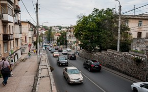По Севастополю колесили бракованные автобусы