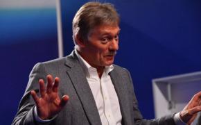 Песков рассказал об участии Путина в запуске поезда в Крым