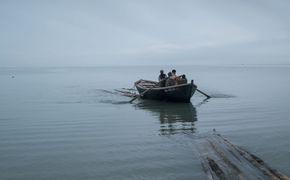 Арестованных в Азовском море украинских рыбаков отпустили
