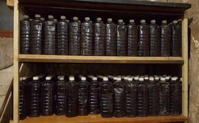 В Евпатории изъяли 5 тысяч литров «паленки»