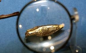 Пауза в деле скифского золота устроила крымскую сторону