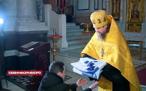 Крымские военные корабли получили новую «броню»
