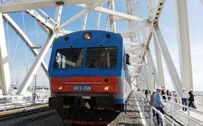 Названы сроки запуска поезда «Севастополь – Москва»