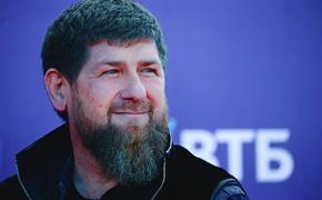 Рамзан Кадыров сегодня получит из Крыма открытку с сердечком
