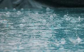 Симферополь польет дождем
