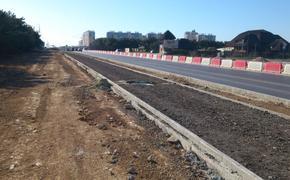 Ремонт шоссе в Севастополе – под угрозой срыва