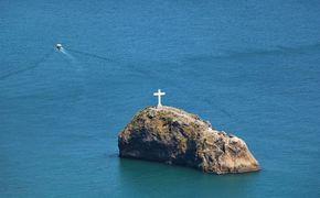 На Фиоленте в Севастополе появился новый крест