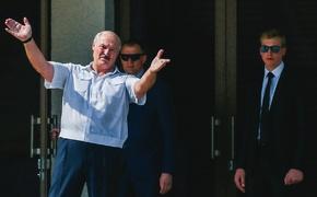 Крым отправил в Минск своего Лукашенко