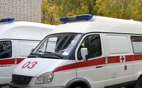 Крымчанин попал в больницу после пожара в частном доме