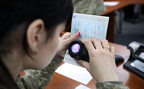 Перед выборами Украина увеличит число пограничников