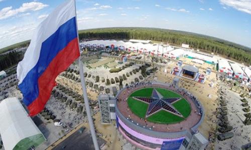 Парк «Патриот» в Севастополе готовят к армейскому форуму