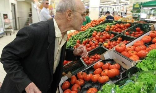 На рынке в Симферополе изымали турецкие продукты