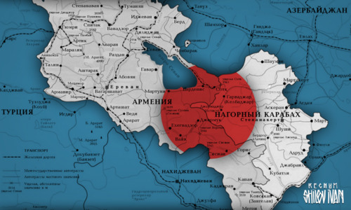 Армяне Крыма отправили вторую помощь воюющему Арцаху