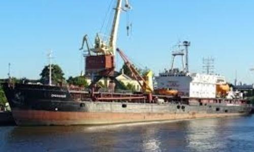 В Крыму «взяли» призрачный танкер, торговавший топливом в море