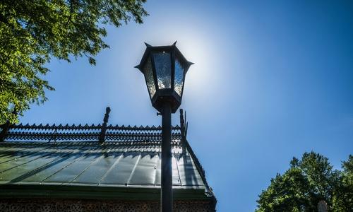На улицах микрорайонов Симферополя вновь загорятся фонари