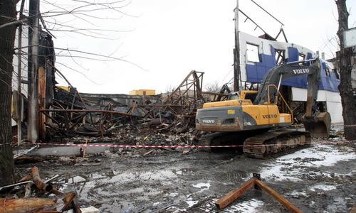 До конца ноября в Симферополе снесут 50 торговых точек