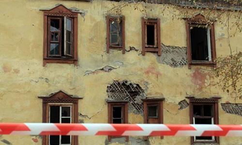 Крым «завалил» программу по расселению аварийного жилья
