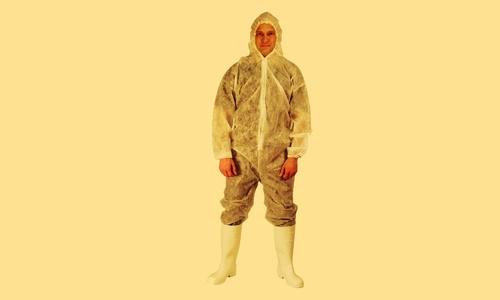 Малярные костюмы выдают медикам по всей стране или только в Крыму?