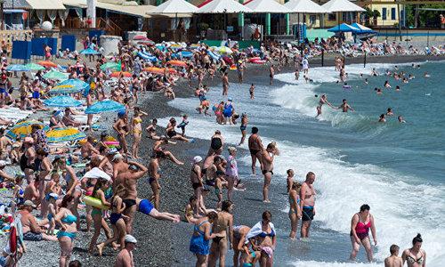 Прошлый год стал для Крыма рекордным по числу туристов