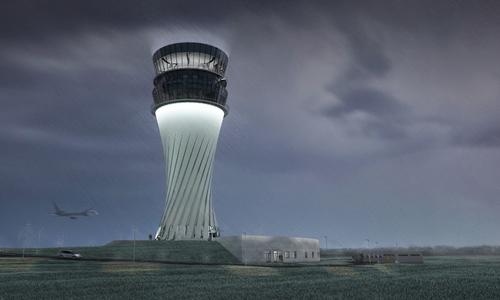 В аэропорту Симферополя построят вышку за 900 миллионов