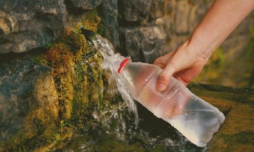 На Симферополь воду массово качают из-под земли
