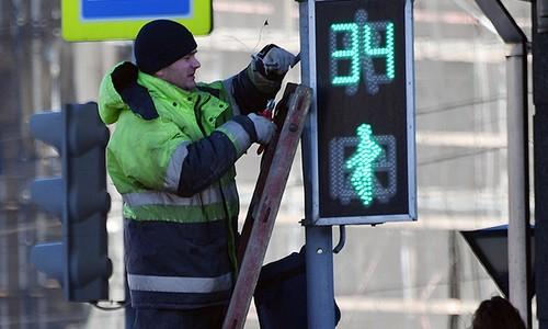За этот год в Крыму стало на 17 светофоров больше