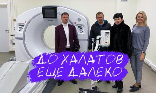 Новый министр здравоохранения Крыма дал новые обещания по новой больнице