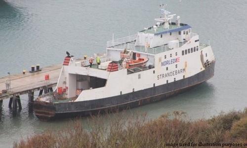 В Британии задержали судно с крымчанами на борту
