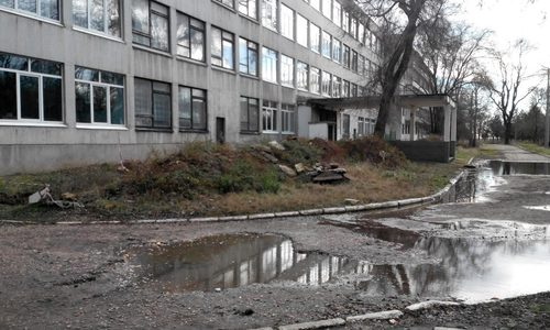Стартовал ремонт в здании Керченского политеха