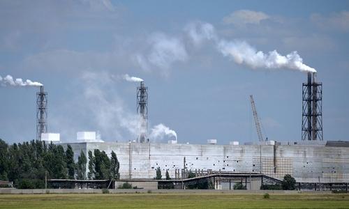 Завод «Титан» пробурил в Армянске три новых скважины