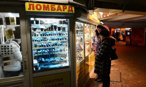 В Севастополе ломбарды работали под видом комиссионок