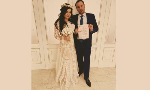 Уйдя с должности Александр Спиридонов женился