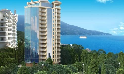 В Крыму оказались одни из самых дорогих квартир в ЮФО
