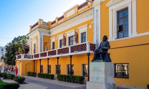 На галерею Айвазовского выделят еще 100 миллионов