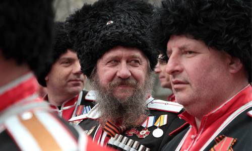 Казаки будут патрулировать крымские города