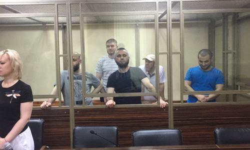 Пятеро «хизбов» из Крыма получили крупные сроки